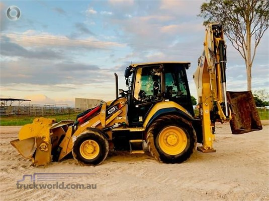 2015 Caterpillar 432F2 - Heavy Machinery for Sale