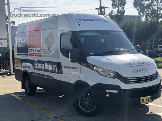 2017 Iveco Daily - Trucks for Sale