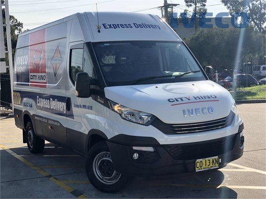 2017 Iveco Daily Iveco Trucks Sales - Trucks for Sale