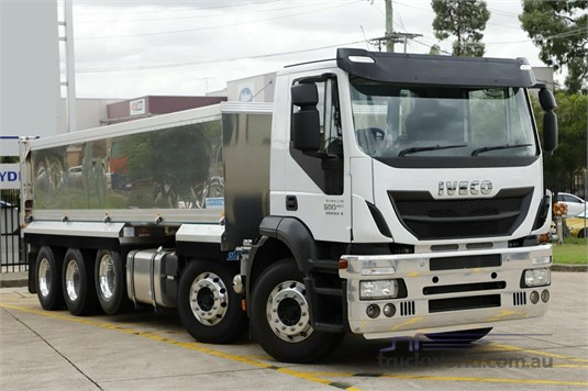 2018 Iveco Stralis Trucks for Sale