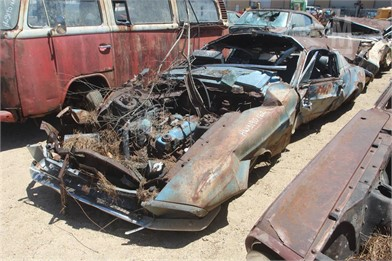 Mustang Fastback 351C Salvage Year Not Guarantee Other