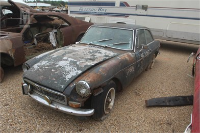 83ea85bcb Mg Mgb Gt Salvage - Year Not Guaranteed - No Title Other Auction ...