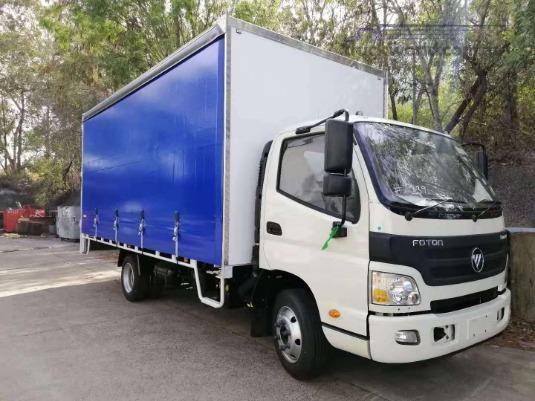 2018 Foton ISF 3.8 LWB - Trucks for Sale