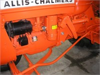 1966 Allis Chalmers D10 Series III (8 spd) | Hager Auction