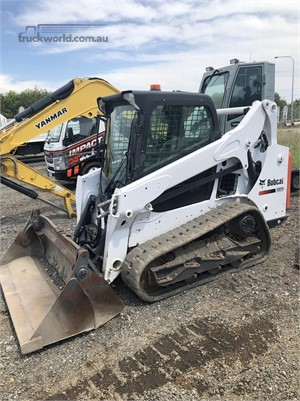 2016 Bobcat T590 Heavy Machinery for Sale