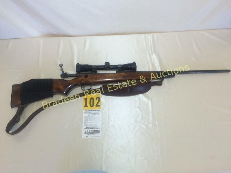 Terrific Savage Model 110 270 Caliber Bolt Action Rifle Hibid Auctions Uwap Interior Chair Design Uwaporg