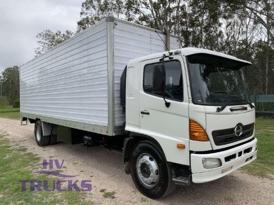 2007 Hino FG1527 Hunter Valley Trucks - Trucks for Sale