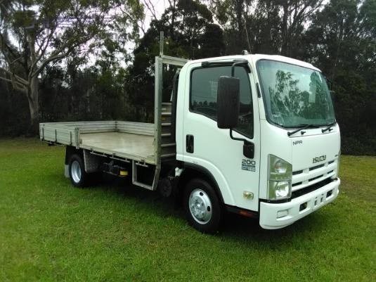 2011 Isuzu NPR 200 Trucks for Sale