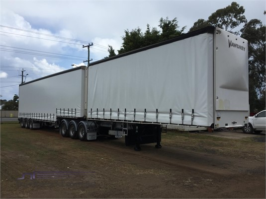 2011 Vawdrey other Trailers for Sale