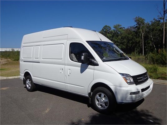 2015 Ldv V80 Cargo Van - Light Commercial for Sale