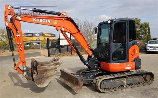 2015 Kubota U55-4 Heavy Machinery for Sale