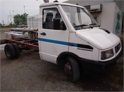Iveco Turbodaily 35-10  Usato