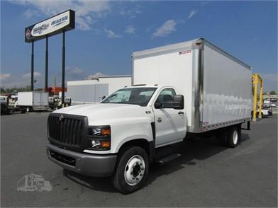 Van Trucks / Box Trucks For Sale In Pennsylvania - 588