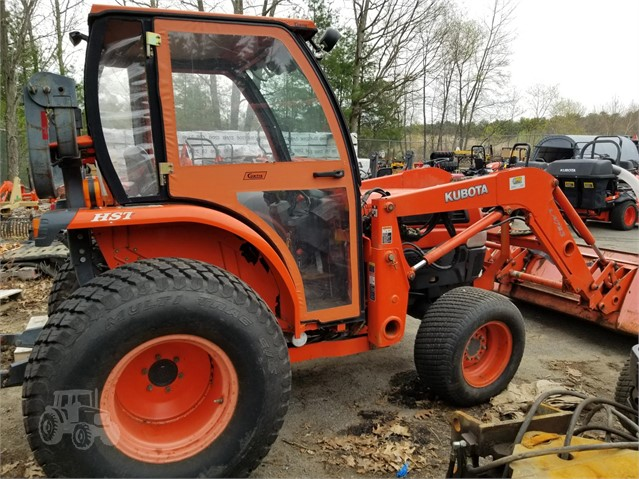 2004 KUBOTA L3130HST For Sale In Plaistow, New Hampshire