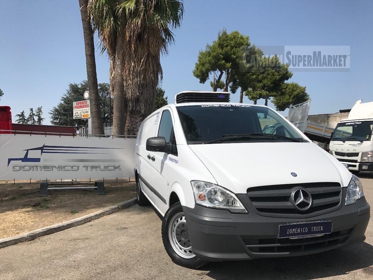 Mercedes-Benz VITO 113 Uzywany 2014