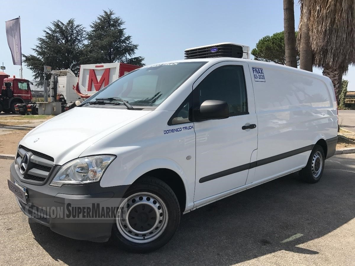 Mercedes-Benz VITO 113 used 2014
