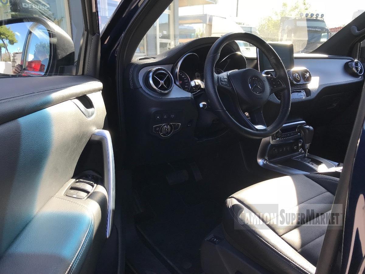Mercedes-Benz X250 Usato 2017 Campania