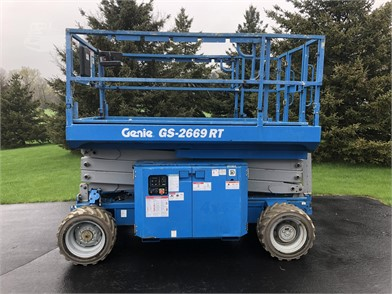 Scissor Lifts Lifts For Sale By INTEGRA SUPPLY CORP - 27