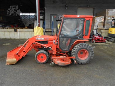 kubota b2710hsd at tractorhouse com