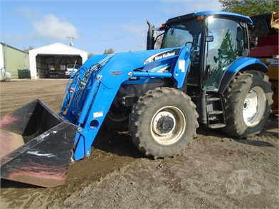 NEW HOLLAND TS110 For Sale By Kromminga Motors Inc - 1 Listings
