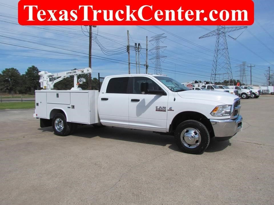 2017 Dodge 3500 >> 2018 Liftmoore 3200rel Mounted On 2017 Dodge Ram 3500 For