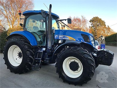 NEW HOLLAND T7040 for sale in Ireland - 7 Listings | Farm and Plant