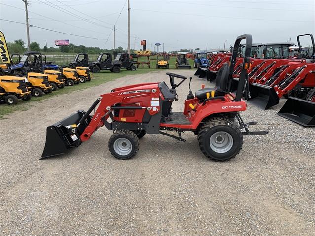 2019 MASSEY-FERGUSON GC1723E For Sale In Pryor, Oklahoma