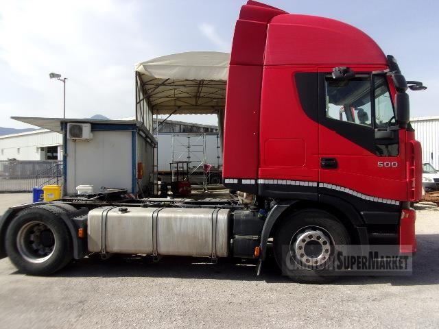 Iveco STRALIS 500 Usato 2012