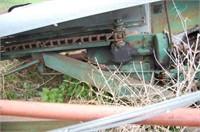 New Idea 327 Wide Row Corn Picker