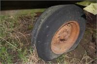 Feed Wagon on John Deere Running Gear