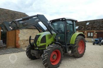 Used CLAAS ARES for sale in the United Kingdom - 10 Listings