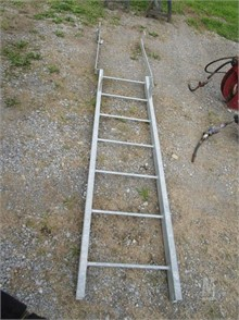 GALVANIZED LADDER Other Auction Results - 1 Listings | MarketBook co