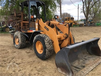 CASE Wheel Loaders Auction Results - 128 Listings