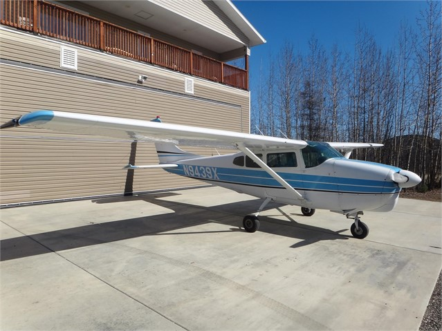 1961 CESSNA 210 For Sale In Clear, Alaska