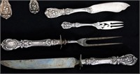 173 Piece Reed & Barton Francis I Sterling Silver