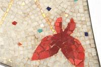 Pair of Genaro Alvarez Mosaic Side Tables