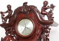 Monumental Figural Grandfather Clock
