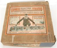 Box of Lionel Train & Track Set