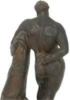 Bronze Figure of Farnese Hercules