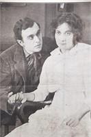 Vintage Edison Photo-Play Movie Poster
