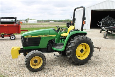 37b835045 JOHN DEERE 4600 For Sale - 13 Listings | TractorHouse.com - Page 1 of 1