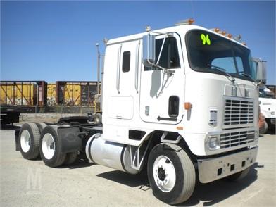 INTERNATIONAL Cabover Trucks W/ Sleeper For Sale - 17
