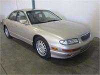1998 mazda millenia cold a c united country musick sons musick auction
