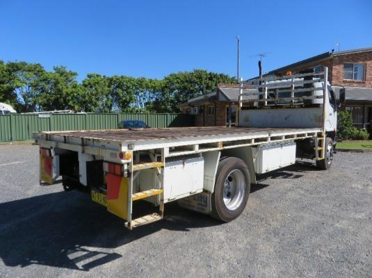 0 Truck Body Steel Tray - Truck Bodies for Sale