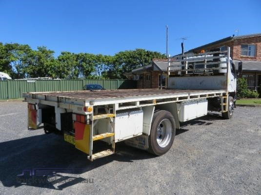 Truck Body Steel Tray - Truck Bodies for Sale