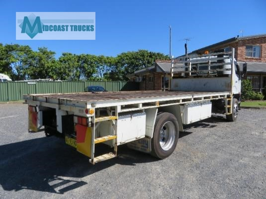 Truck Body Steel Tray Midcoast Trucks - Truck Bodies for Sale