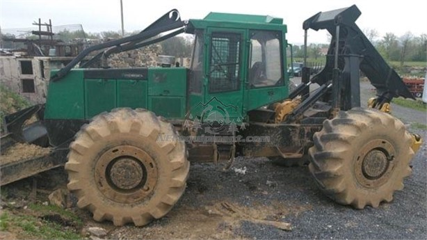 TIMBERJACK 660 Forestry Equipment For Sale - 8 Listings
