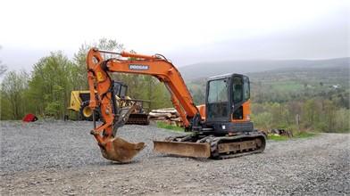 DOOSAN Crawler Excavators For Sale - 655 Listings | MachineryTrader