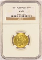 July 22nd Coin & Currency Auction - Online Only