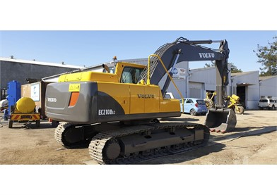 VOLVO EC210 For Sale - 81 Listings | MarketBook co za - Page 1 of 4
